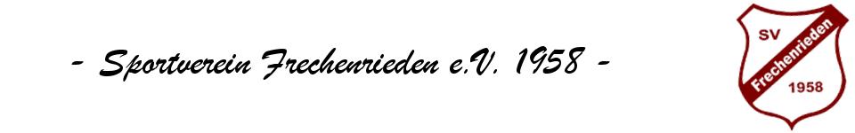 SV-Frechenrieden