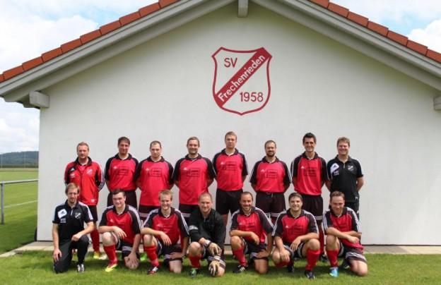 2.Mannschaft_2014-2015